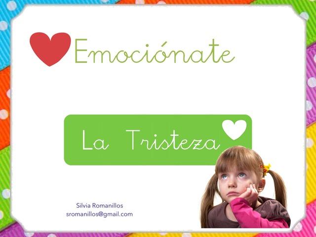 Emociónate: La Tristeza by Silvia Romanillos