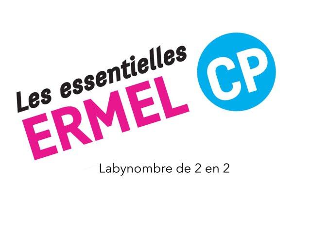 Labynombre De 2 En 2 ERMEL Les Essentielles CP by Fabien EMPRIN