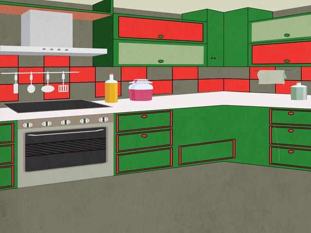ห้องครัว by Lux Lux Thana