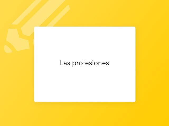 Las Profesiones by Andrés Company Grau
