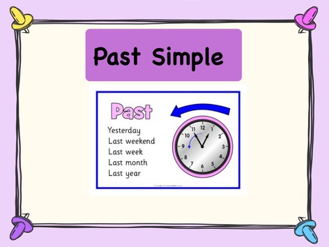 Past Simple G5 by Hasby Raby