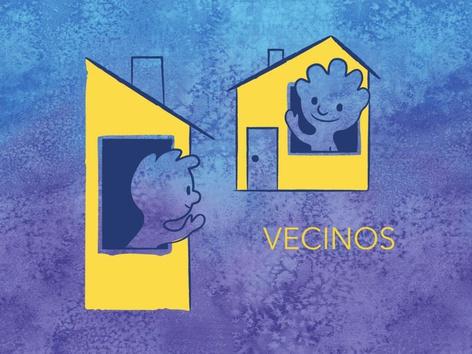 Vecinos Hasta El 30 by Mayte Jerez