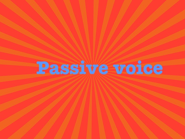 Passive Voice by TinyTap 6