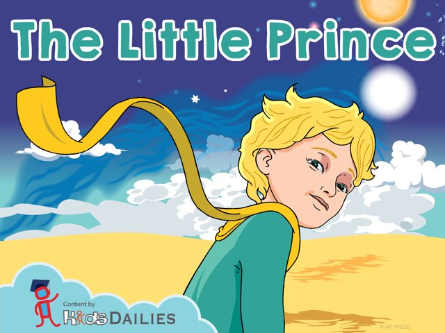 The Little Prince by Kids Dailies