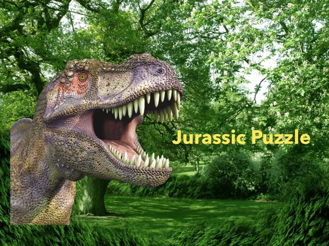 Jurassic Puzzle by Nicolas Mucci