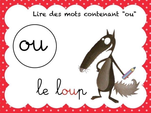 Mots Avec Ou  by Marie S