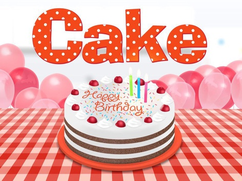 TinyTap Birthday Cake(EN UK) by Tiny Tap