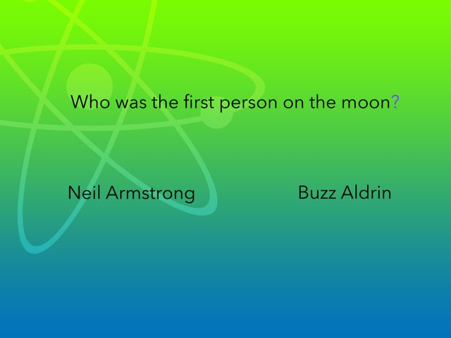Space Quiz by Mr Parkinson - Educational Games for Kids on TinyTap