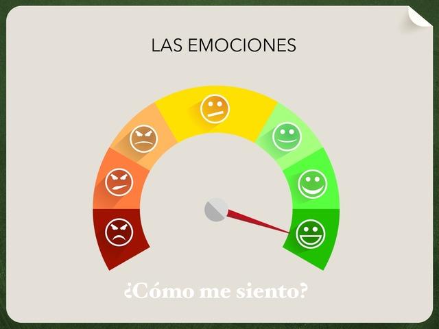 Las Emociones  by Lexandra Silva