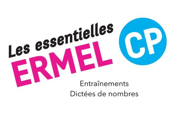 Entraînement Dictées De Nombres ERMEL Les Essentielles CP by Fabien EMPRIN