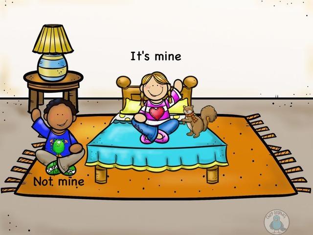 It's Mine Not Mine by Idah Rahman