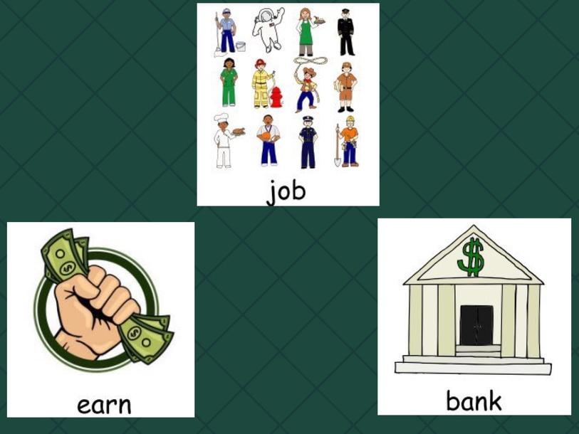 Economics Vocabulary by Cindy Derienzo