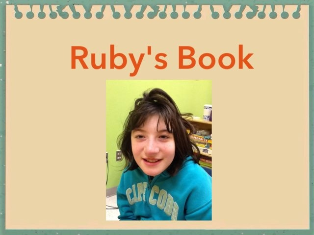 Ruby's Journal by Caroline Homan