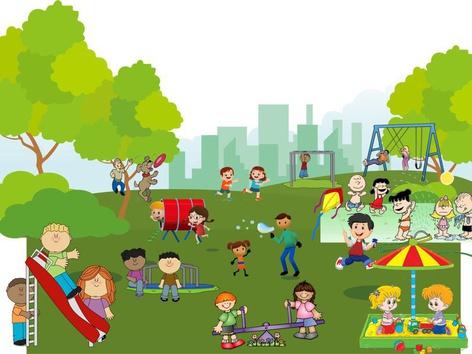 Playground Fun by Madonna Nilsen