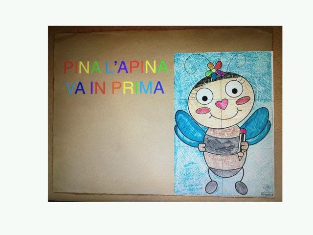 Pina l'apina va in prima by Francesca Inverardi
