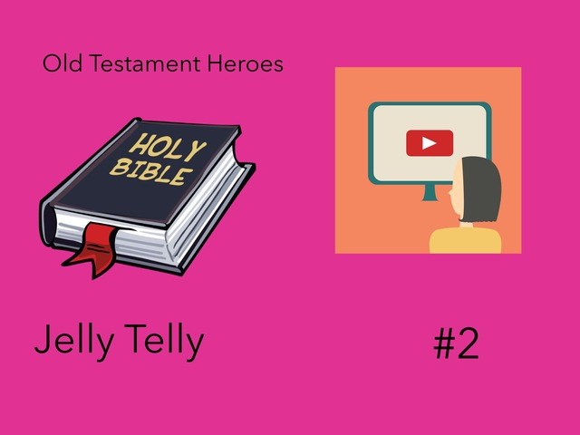 Bible Videos: Old Testament Heroes #2 by Carol Smith