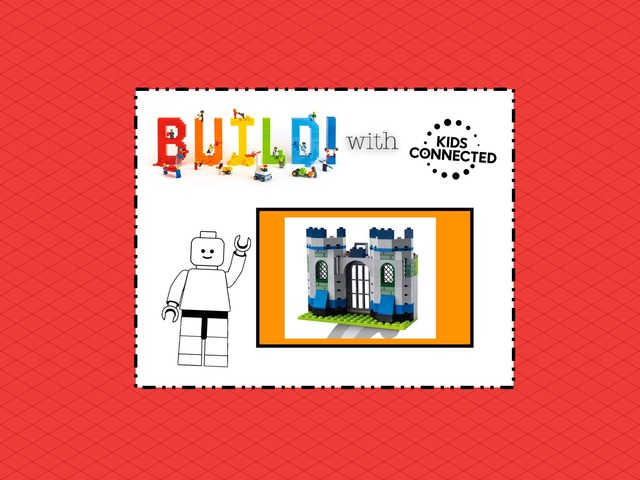 Lego 10703 Castle by Kids  Connected