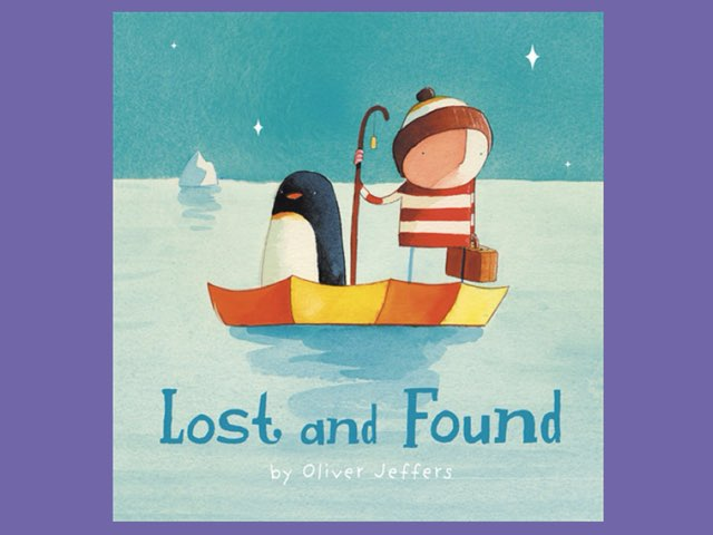 Lost And Found Word search by Deborah Fletcher