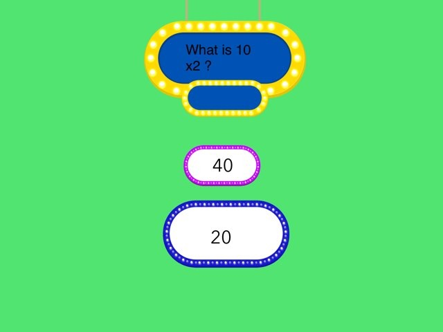 Olivia's Awesome Maths Game by Y6 Northway