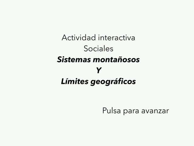Poyecto Sociales 2ºtrimestre by Javier Torres Castrillon
