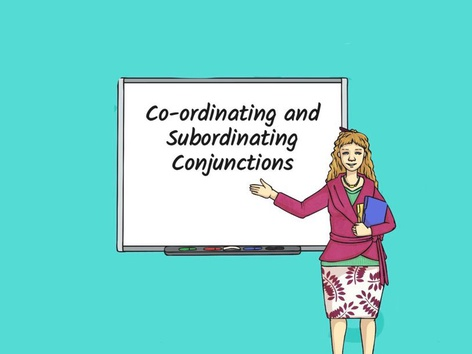 Coordinating  and Fanboys 📝 by Reham Marwan Ali