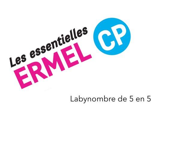 Labynombre De 5 En 5 - ERMEL Les Essentielles CP by Fabien EMPRIN