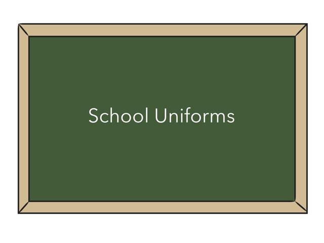 British Schools  by Teacher Santa