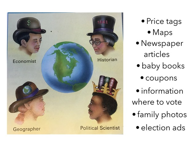 Social Scientists  by Jacqueline Johnson
