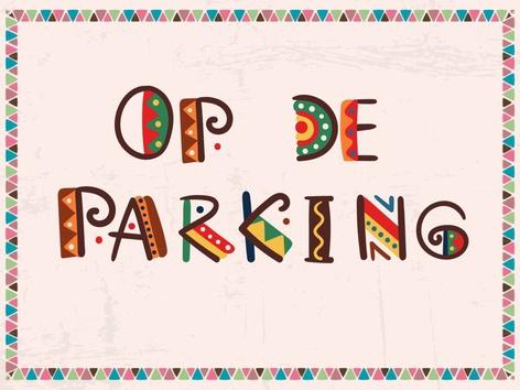 THEMA OEGANDA / De Stad / Op De Parking by Merel Duhamel
