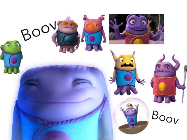 My Boov by Rosie Horsie