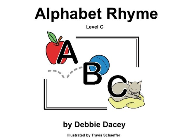 Alphabet Rhyme by Julie Gittoes-Henry
