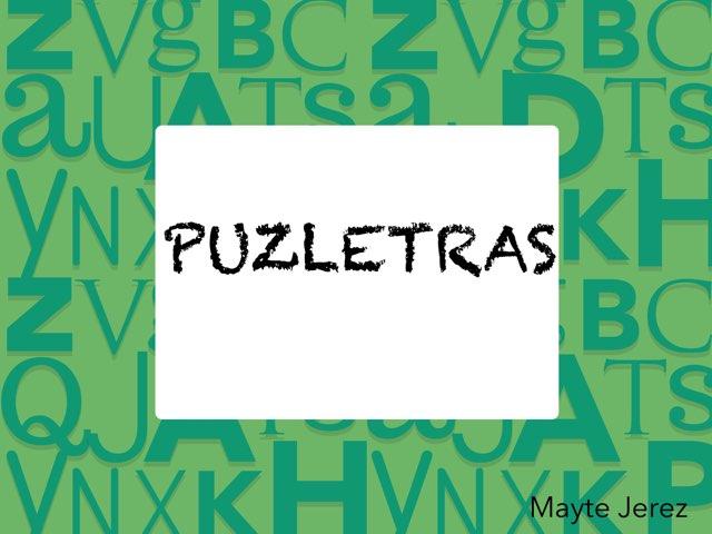 Puzletras by Mayte Jerez