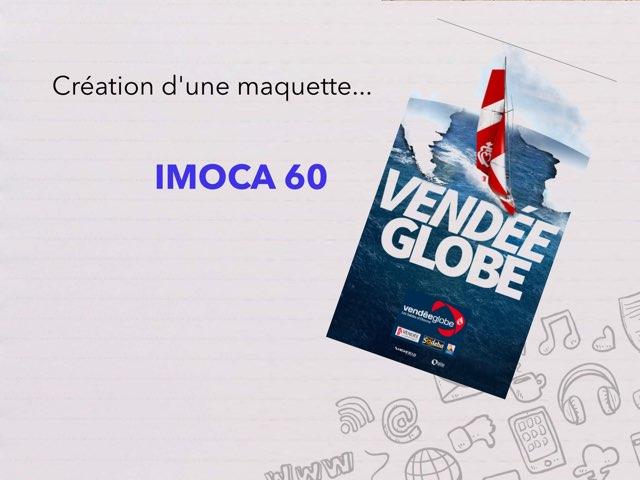 Réalisation De La Maquette IMOCA 60 by Cédric Houbrechts