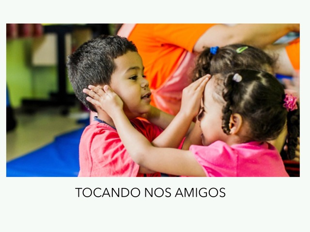 Tocando  by Brenda Mendes