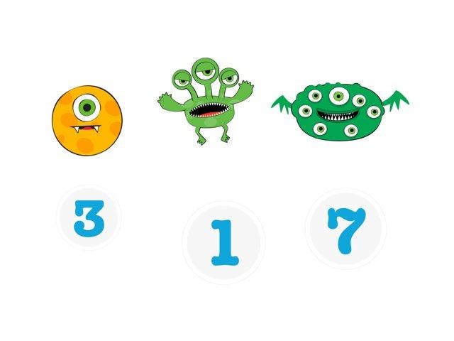 Numbers by Jenn Seel
