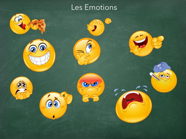 Les Emotions by Rachel Hartwell