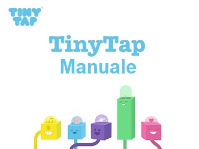 TinyTap Manaule by Yam Goddard