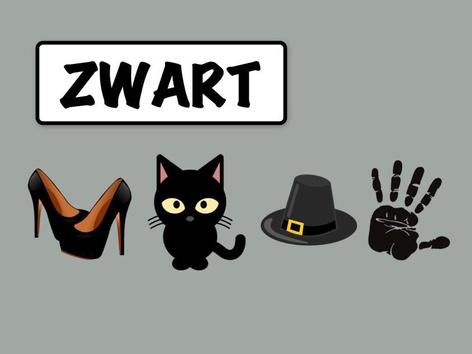 Kleuren: Zwart by Carol Smith