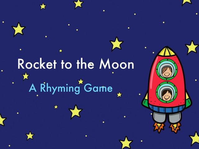 Rocket Rhyming by Katey Johnson