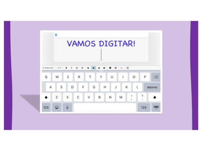 Vamos Digitar_1ºano by Fernanda Lourenco