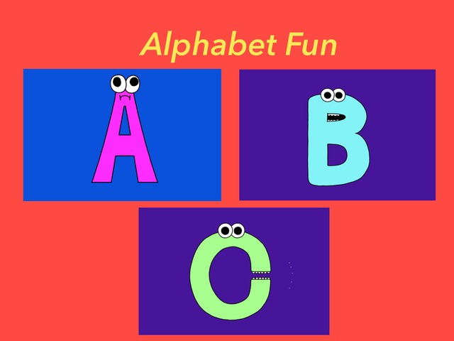 Alphabet Fun Letters A To M Level 1 Free Games Online For Kids In Kindergarten By English Time