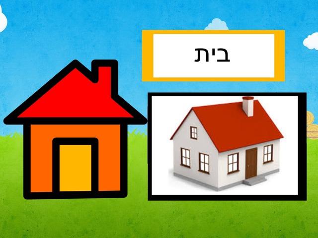 בית by נועה יוסף