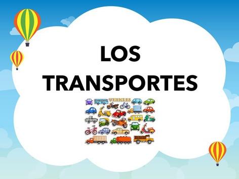 Los Transportes by Vale Vegas Huerta