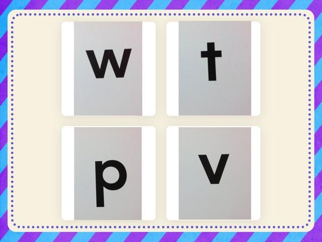 Lowercase Letters by Karyn Lisowski