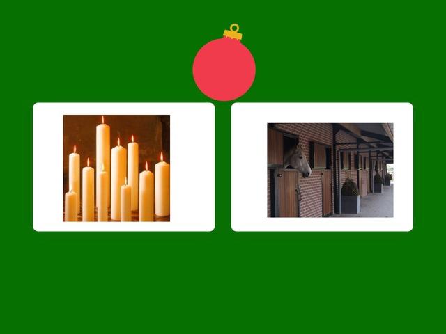 Kortste En Langste Woord Kerst by Rebecca Beckers