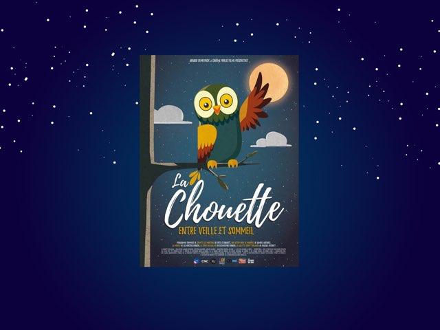 LA CHOUETTE AU CINÉMA by véronique Favre