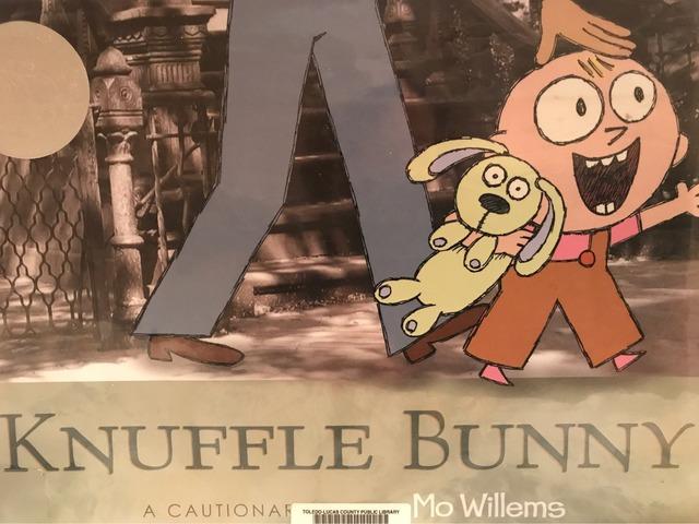 Knuffle Bunny by Lori Board