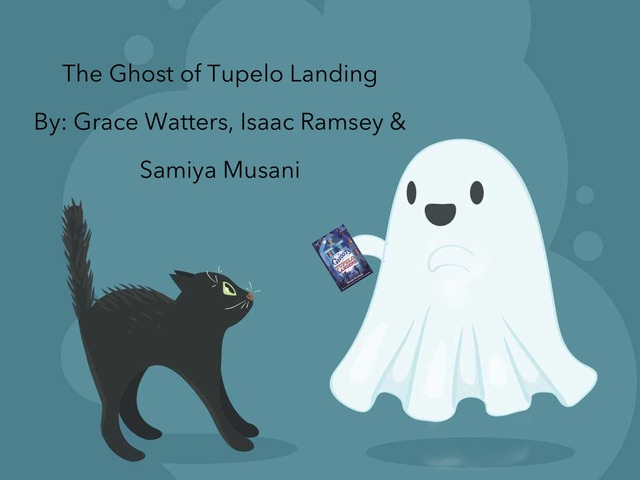 Ghosts by Cathy davis