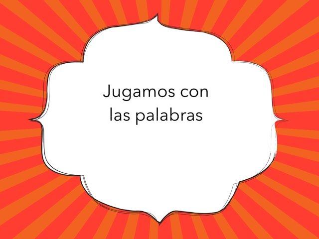 Jugamos Con Palabras by Carmen Martínez