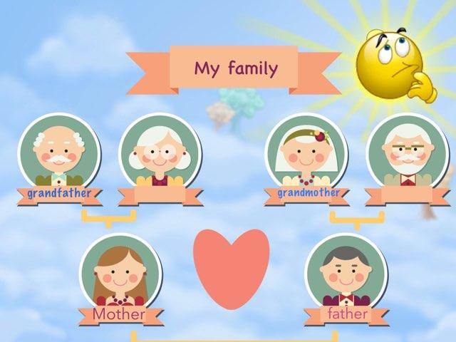 My Family by Tahani Alyasi